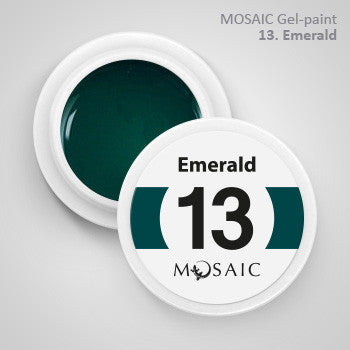 MOSAIC Gel-Paint 13 EMERAL