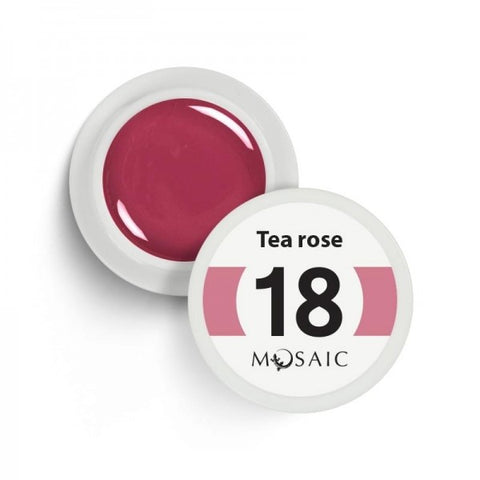 MOSAIC Gel-Paint 18 TEA ROSE