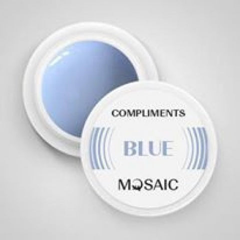 MOSAIC Gel-Paint Limited Edition COMPLIMENTS BLUE