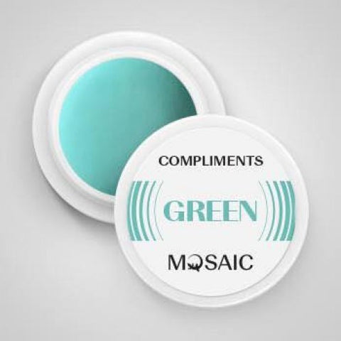 MOSAIC Gel-Paint Limited Edition COMPLIMENTS GREEN