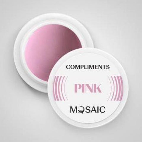 MOSAIC Gel-Paint Limited Edition COMPLIMENTS PINK