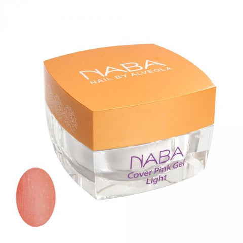 NABA Cover Pink Gel 1 Light