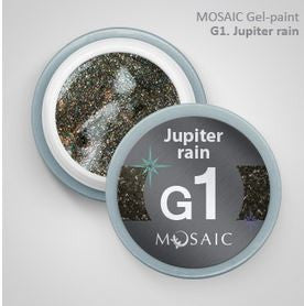 MOSAIC Gel-Paint G1 JUPITER RAIN