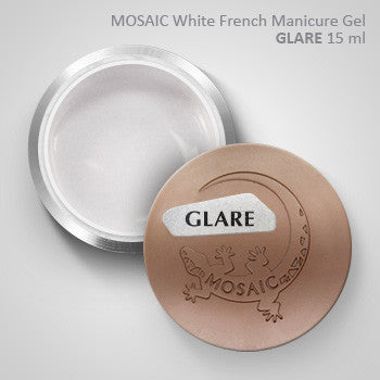 MOSAIC White French Manicure Gel GLARE