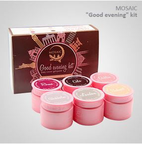 "MOSAIC Easy Cover Dark ""Good Evening"" Kit"