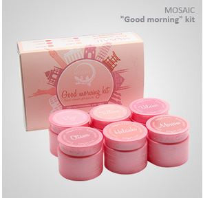 "MOSAIC Easy Cover Light ""Good Morning"" Kit"