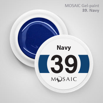 MOSAIC Gel-Paint 39 NAVY