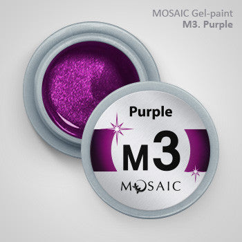 MOSAIC Gel-Paint M3 PURPLE