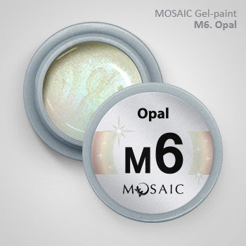 MOSAIC Gel-Paint M6 OPAL