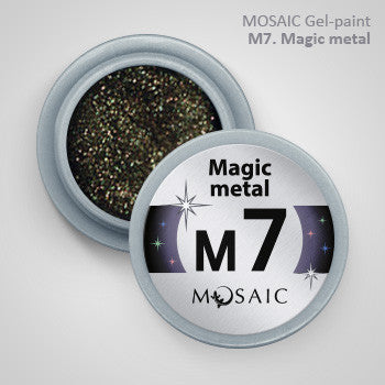 MOSAIC Gel-Paint M7 MAGIC METAL