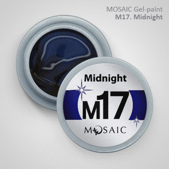 MOSAIC Gel-Paint M17 MIDNIGHT