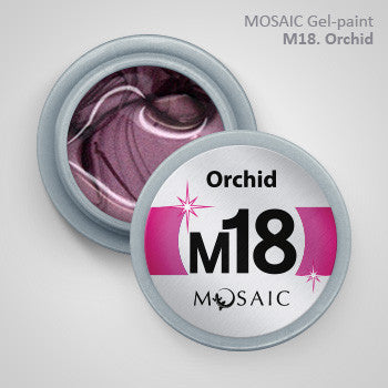 MOSAIC Gel-Paint M18 ORCHID