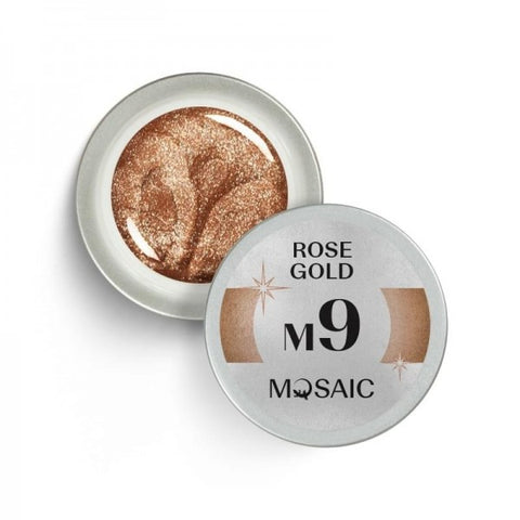 MOSAIC Gel-Paint M9 ROSE GOLD