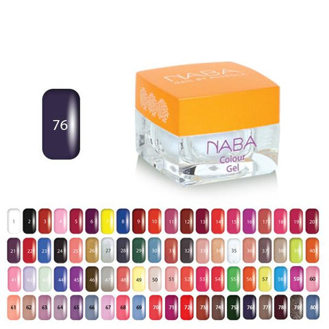 NABA Colour Gel 76 MYSTIC
