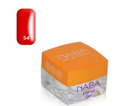 NABA Colour Gel 54 BROCATE NEON