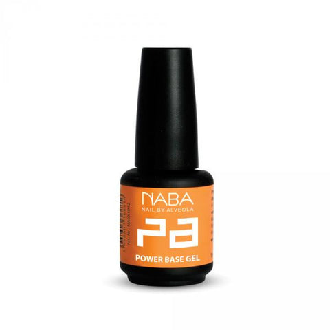 NABA Power Base Gel - Builder in s Bottle