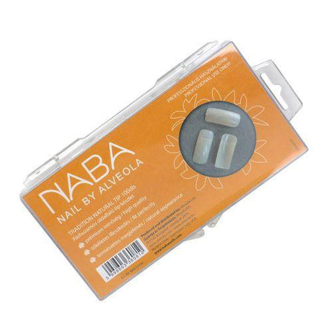 NABA Tip Box 100pcs TRADITIONAL NATURAL
