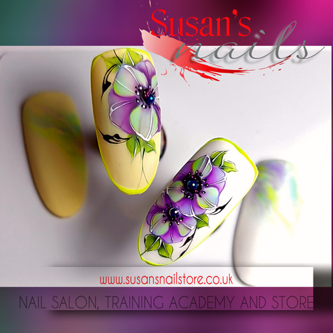 Online Training Gel Polish Design 03