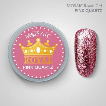 MOSAIC Royal Gel PINK QUARTZ