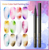 BORN PRETTY Watercolour Nail Painting Pen