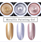 BORN PRETTY Metallic Gel 01 Alchemist