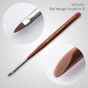 MOSAIC Brush GEL #3