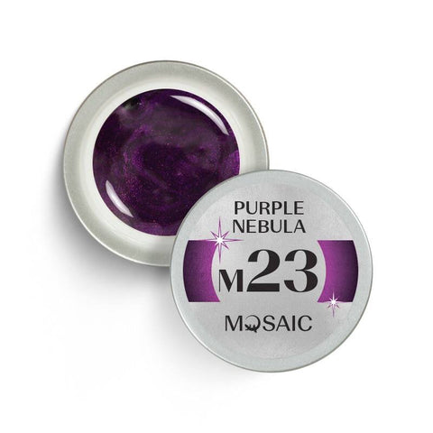 MOSAIC Gel-Paint M23 PURPLE NEBULA