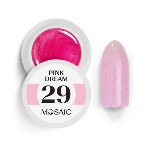 MOSAIC Gel-Paint 29 PINK DREAM