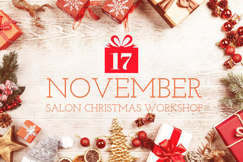 Salon Christmas Workshop