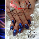 NABA Gel Lac 44 INOX BLUE