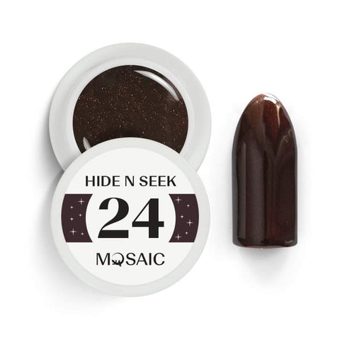MOSAIC Gel-Paint 24 HIDE N SEEK