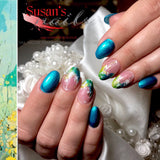 MOSAIC Gel-Paint M27 BLUE ZIRCON