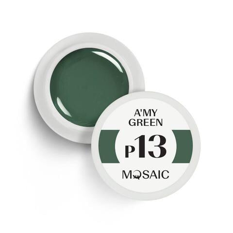 MOSAIC Gel-Paint P13 A'MY GREEN