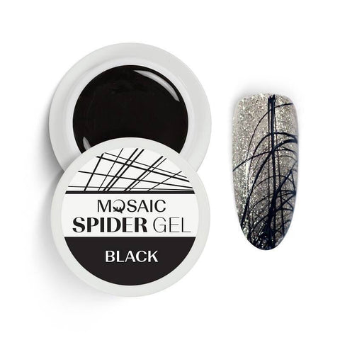 MOSAIC Spider Gel Black