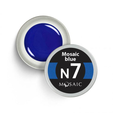 MOSAIC Gel-Paint N7 BLUE NEON