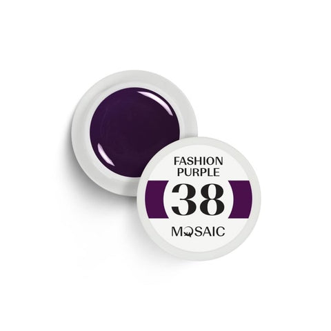 MOSAIC Gel-Paint 38 FASHION PURPLE