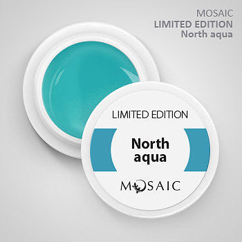MOSAIC Gel-Paint Limited Edition NORTH AQUA