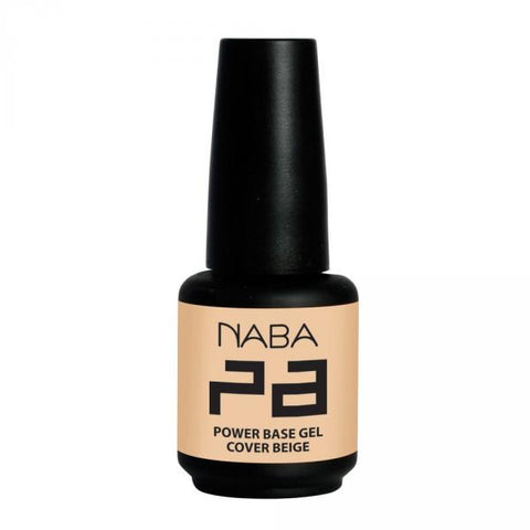 NABA Pover Base Gel Cover Beige