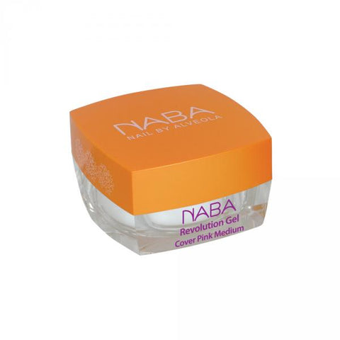 NABA Revolution Gel COVER PINK MEDIUM