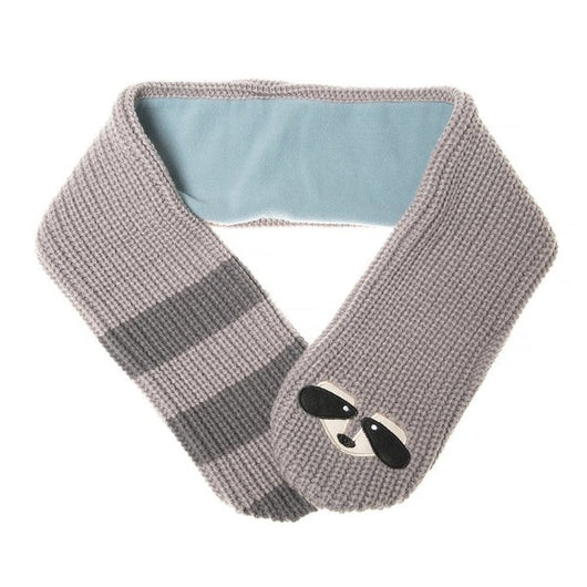 Ronnie Racoon Scarf