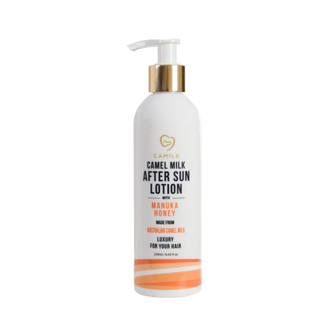 Camel Milk & Manuka Honey After Sun Lotion 250ml