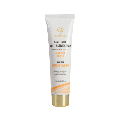Camel Milk & Manuka Honey Multi Active Cream 100ml