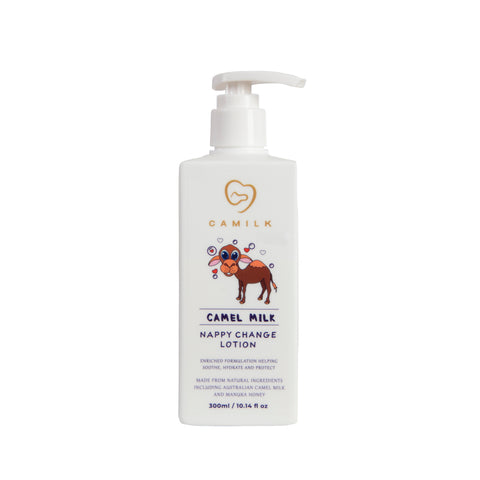 Nappy Change Lotion 300ml