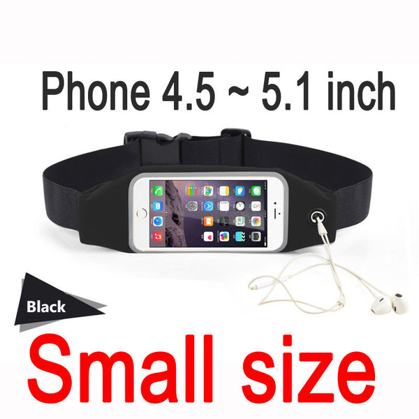 Gym Phone Case Pouch For iPhone or Samsung