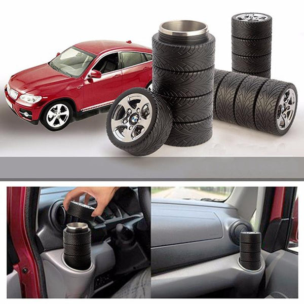 Your Tire Thermos Portable Bottle