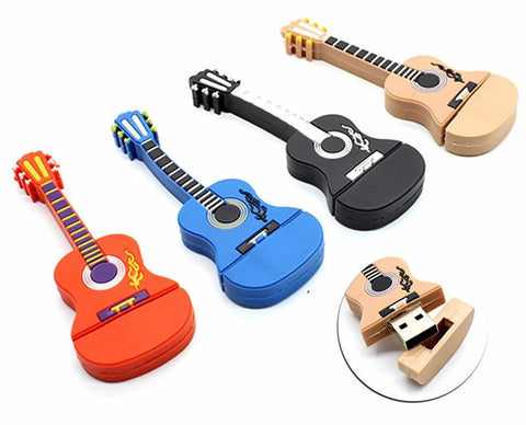 USB Stick Guitar