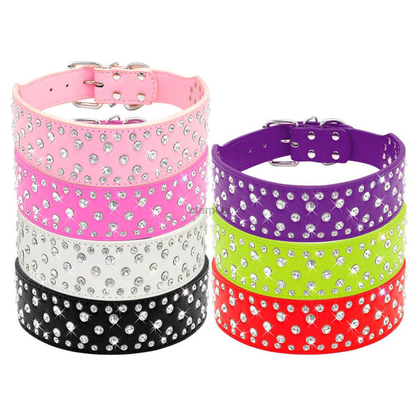 Sparkly Dog Collar