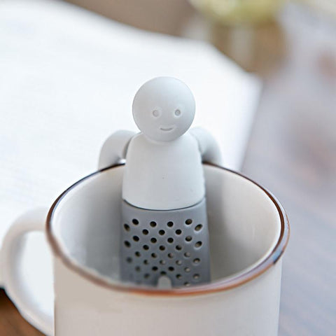Unique Cute Tea or Coffee Strainer