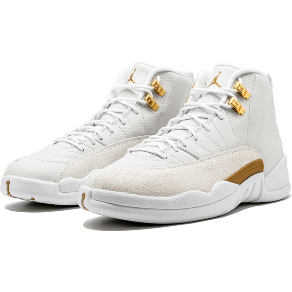743bb756b669a1 Air Jordan Retro 12 OVO – Fortune   Fame
