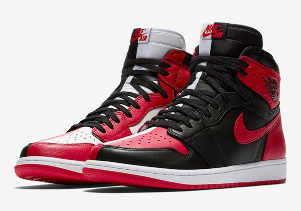 """0c333a7f503e Air Jordan Retro 1 """"Homage to Home UnNumbered"""" – Fortune   Fame"""